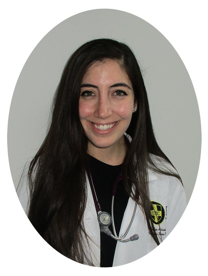 Amber Alkatib, NP
