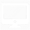 white-computer-icon