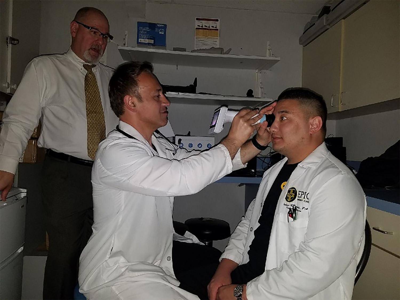 RetinaVue Vision Screenings For Diabetics
