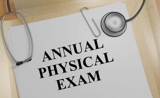annual physical exam