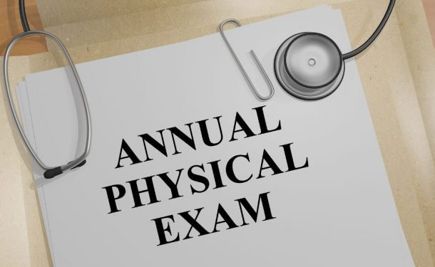 Reason to Schedule an Annual Physical Exam Today