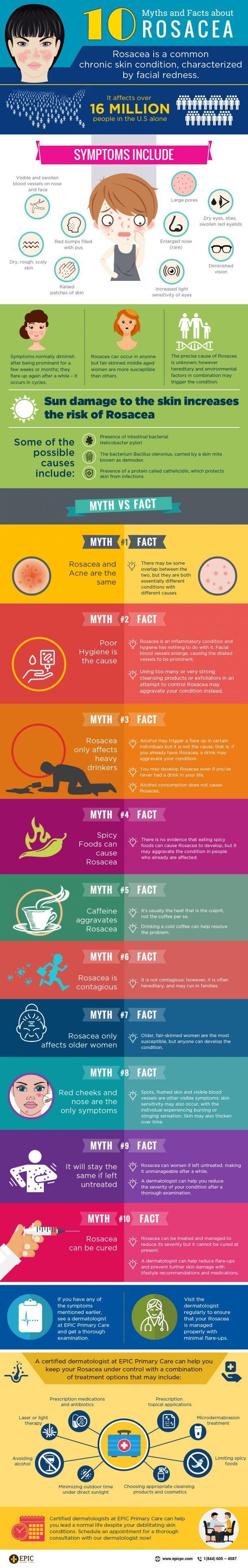 rosacea-myths-facts-symptoms-causes