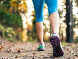 walking health fitness