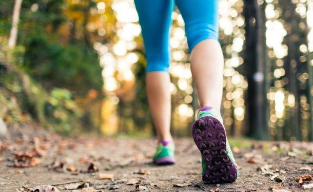 walking health fitness