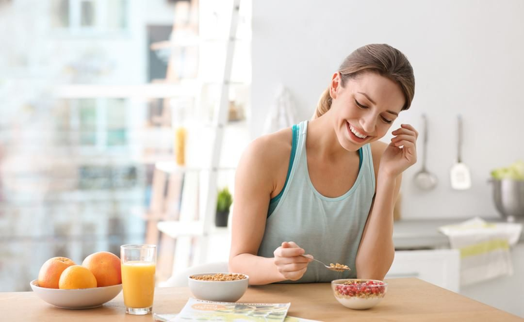 Healthy Breakfast for a Healthier You: National Nutrition Month