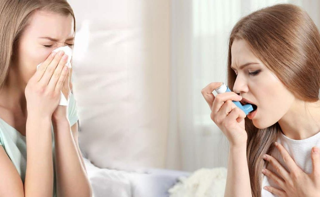 Double Trouble: Understanding the Connection between Allergies and Asthma