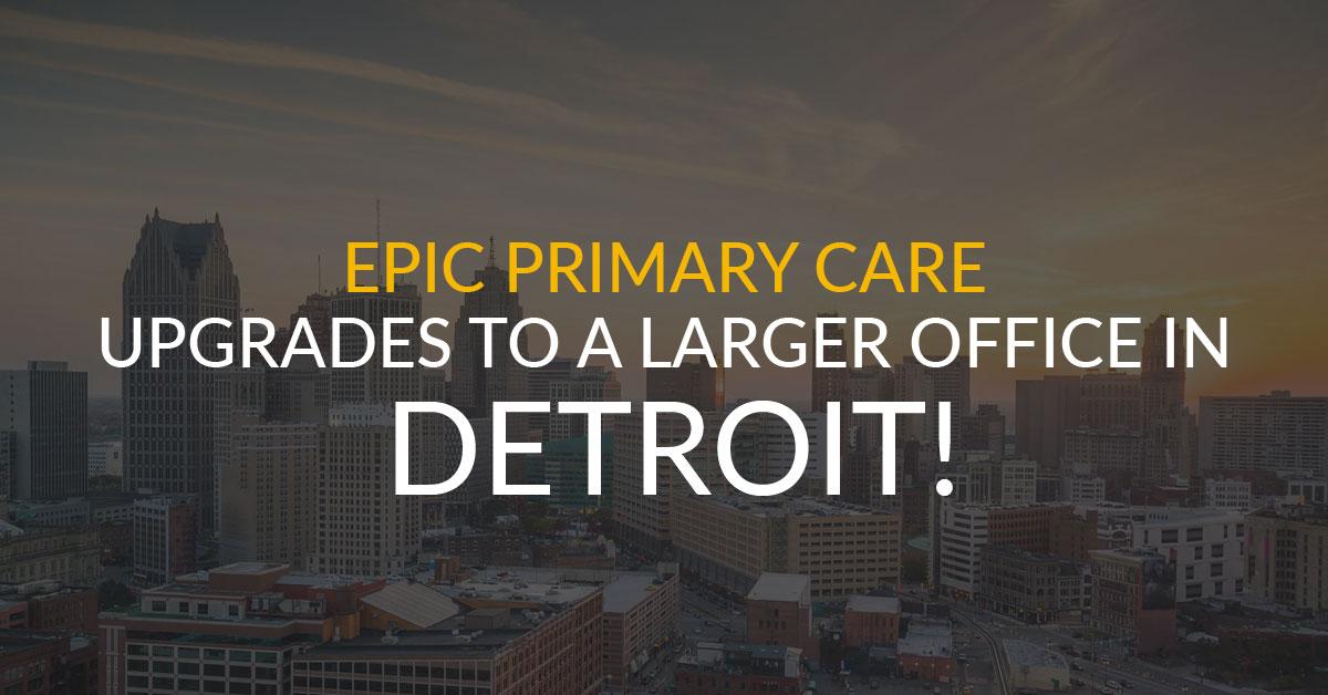 EPIC Primary Care Detroit