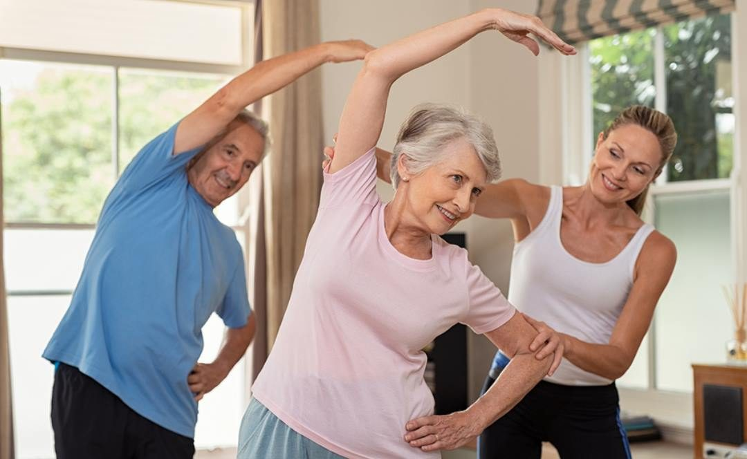 Active Aging: How to Improve Physical Health as You Age