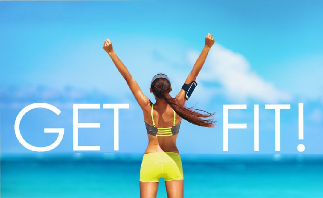 This National Fitness and Sports Month, Stay Fit and Stay Healthy!