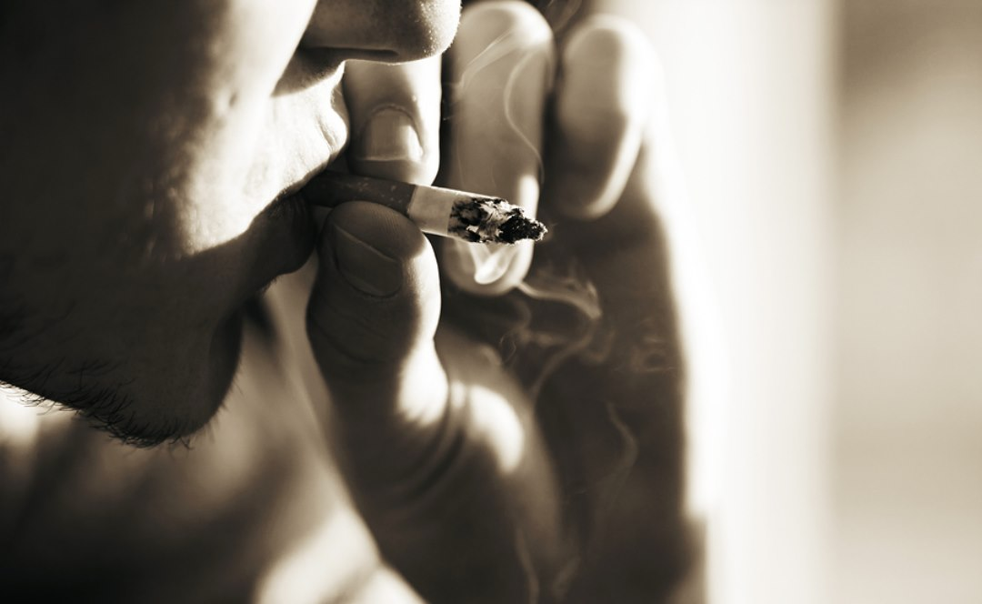 cigarette smoking affects mens health