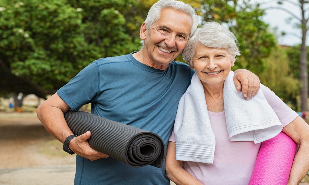 Everything You Need to Know about Healthy Aging