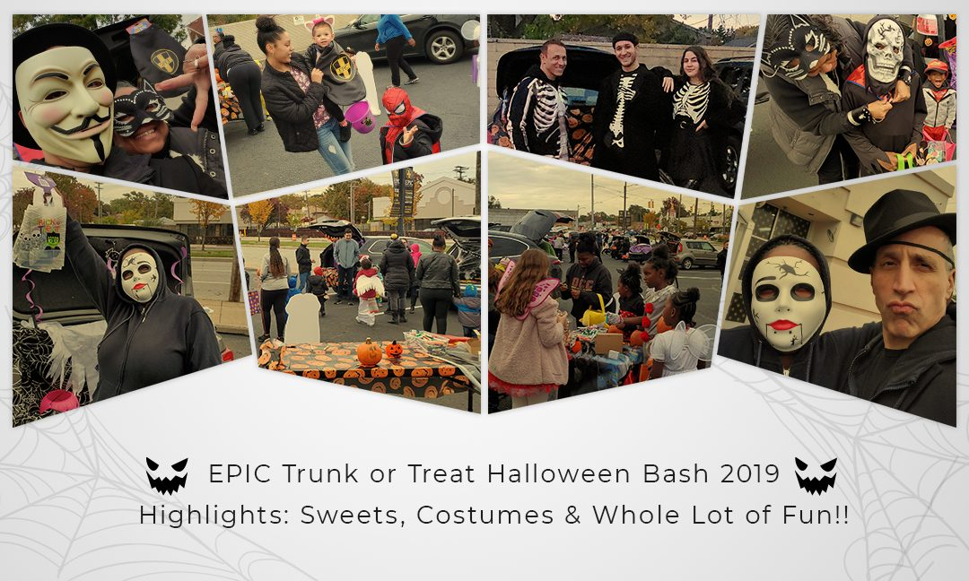 A Spooktakular Success!! EPIC Primary Care's Halloween Bash